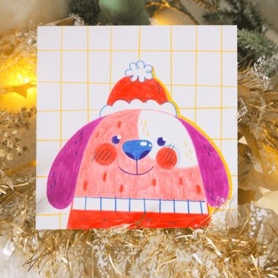 A woofy Christmas