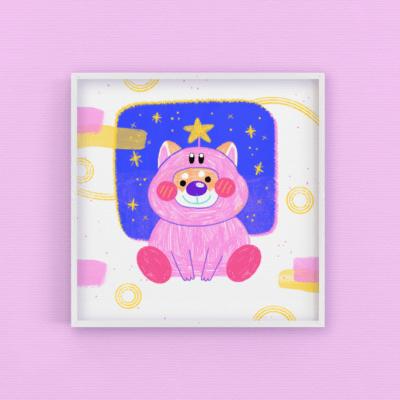 Kirby doggo